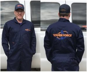 Tower Force FRC Coveralls