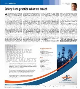 Safe Pressure Vessel Specialists