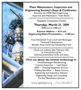 Plant Maintenance, Inspection and Engineering Society