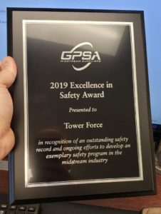 Tower Force Safety Is A Priority